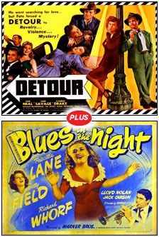DETOUR/BLUES IN THE NIGHT