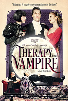 THERAPY FOR A VAMPIRE