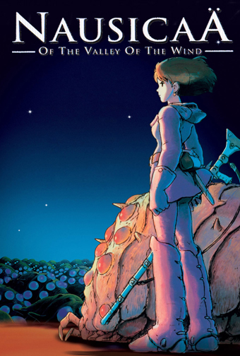 NAUSICAA OF THE VALLEY OF THE WIND (IN ENGLISH)