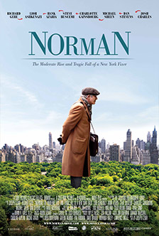 NORMAN: MODERATE RISE & TRAGIC FALL OF A NY FIXER