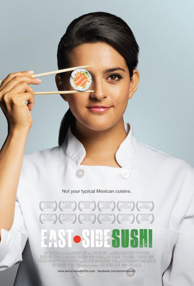 ALBANY FILMFEST: EAST SIDE SUSHI + DIRECTOR A&A
