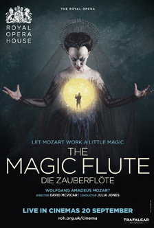 ROYAL OPERA HOUSE: THE MAGIC FLUTE