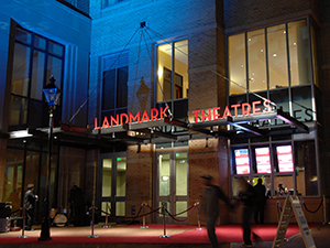 about harbor east landmark theatres