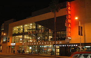 What are some of the popular features of Landmark Theaters?
