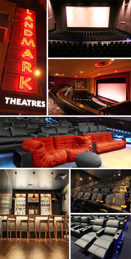 About Us Find Out More Landmark Theatres