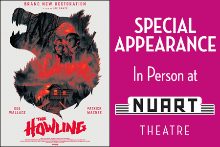 Special Appearance Nuart THE HOWLING